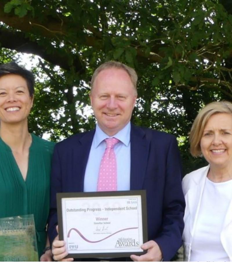 Dunottar award winners